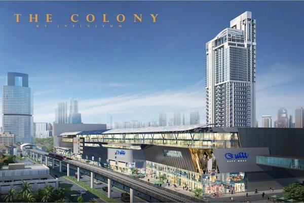 2  colony infinity