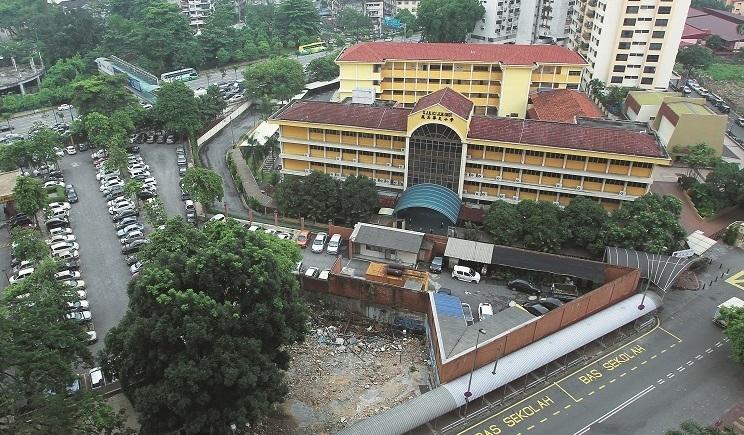 Imbi school